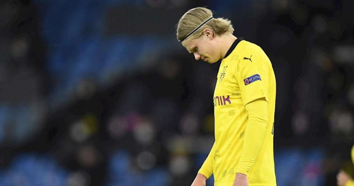Manchester City vs Borussia Dortmund report: Angus Gunn ...  |Man City-dortmund