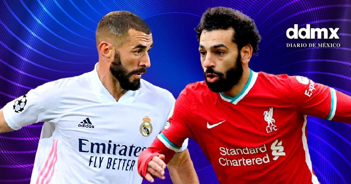 Real Madrid - Liverpool Champions 2020/2021. Diretta Live ...  |Real Madrid- Liverpool